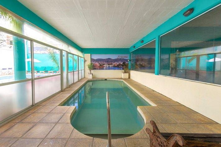 Comodidades y servicios del hotel aranjuez villa for Hotel con piscina en cordoba